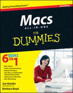 Hutsko, Joe - Macs All-in-One For Dummies, ebook