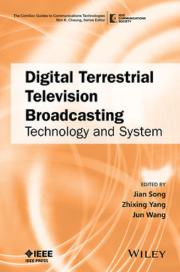 Song, Jian - Digital Terrestrial Television Broadcasting: Technology and System, e-bok