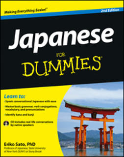 Sato, Eriko - Japanese For Dummies, ebook
