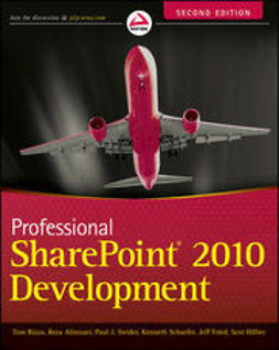 Alirezaei, Reza - Professional SharePoint 2010 Development, ebook