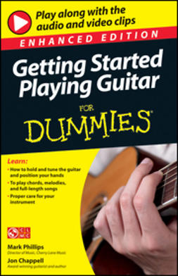Phillips, Mark - Getting Started Playing Guitar For Dummies, ebook