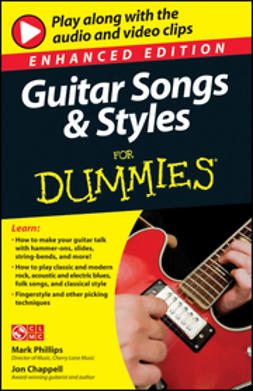 Phillips, Mark - Guitar Songs & Styles For Dummies, e-bok