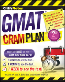 Ma, William - CliffsNotes GMAT Cram Plan, ebook