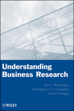 Cunningham, Christopher J. L. - Understanding Business Research, e-bok
