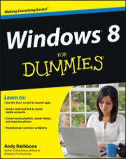 Rathbone, Andy - Windows 8 For Dummies, ebook