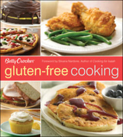Nardone, Silvana - Betty Crocker Gluten-Free Cooking, e-bok