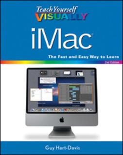 Hart-Davis, Guy - Teach Yourself VISUALLY iMac, e-kirja