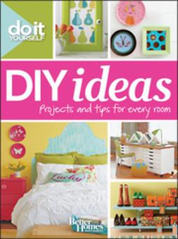 - Do It Yourself: DIY Ideas, e-bok