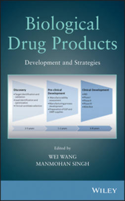 Wang, Wei - Biological Drug Products: Development and Strategies, ebook