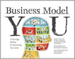 Clark, Timothy - Business Model You: A One-Page Method For Reinventing Your Career, e-bok