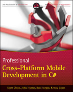 Olson, Scott - Professional Cross-Platform Mobile Development in C#, ebook