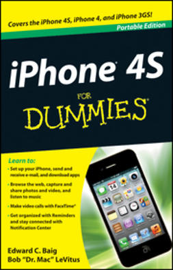Baig, Edward C. - iPhone 4S For Dummies, Portable Edition, ebook