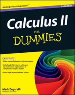 Zegarelli, Mark - Calculus II For Dummies, ebook