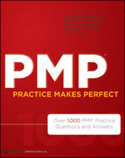 Estrella, John - PMP Practice Makes Perfect: Over 1000 PMP Practice Questions and Answers, ebook