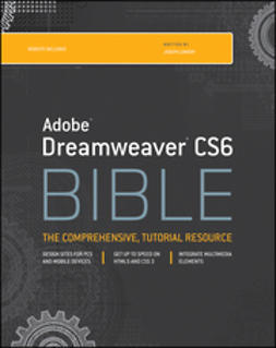 Lowery, Joseph W. - Dreamweaver CS6 Bible, e-kirja
