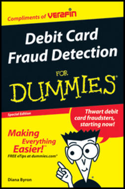 Byron, Diana - CUSTOM Debit Card Fraud For Dummies, ebook