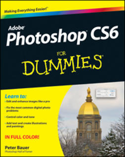 Bauer, er - Photoshop CS6 For Dummies, ebook