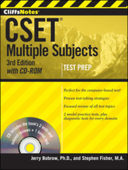 Bobrow, Jerry - CliffsNotes CSET: Multiple Subjects, ebook