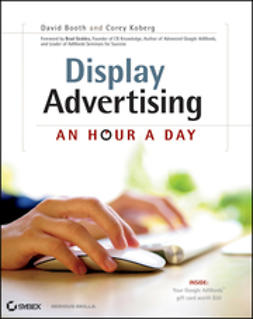 Booth, David - Display Advertising: An Hour a Day, ebook