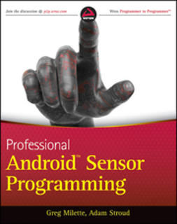 Milette, Greg - Professional Android Sensor Programming, ebook