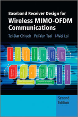 Chiueh, Tzi-Dar - Baseband Receiver Design for Wireless MIMO-OFDM Communications, e-bok