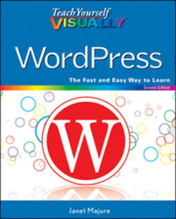 Majure, Janet - Teach Yourself VISUALLY WordPress, ebook