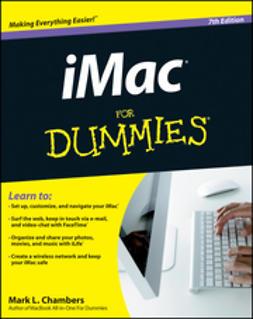 Chambers, Mark L. - iMac For Dummies, e-bok