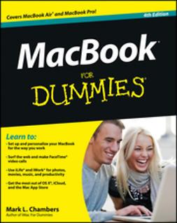 Chambers, Mark L. - MacBook For Dummies, e-bok