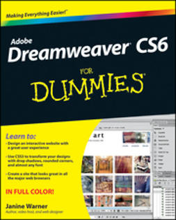 Warner, Janine - Dreamweaver CS6 For Dummies, e-kirja