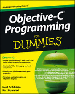 Goldstein, Neal - Objective-C Programming For Dummies, ebook