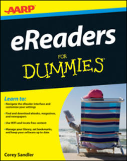 Sandler, Corey - eReaders For Dummies, ebook