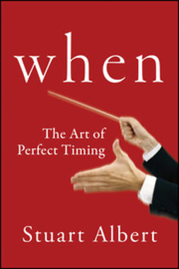 Albert, Stuart - When: The Art of Perfect Timing, e-kirja