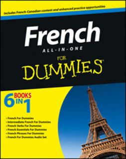 - French All-in-One For Dummies, ebook