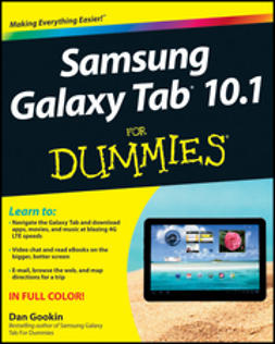 Gookin, Dan - Samsung Galaxy Tab 10.1 For Dummies, e-kirja