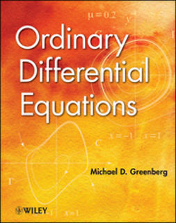 Greenberg, Michael D. - Ordinary Differential Equations, ebook