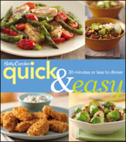 - Betty Crocker Quick and Easy, ebook