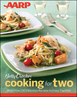- AARP / Betty Crocker Cooking for Two, e-bok