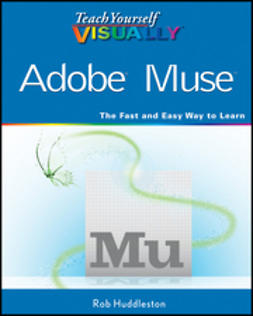 Huddleston, Rob - Teach Yourself VISUALLY Adobe Muse, e-bok