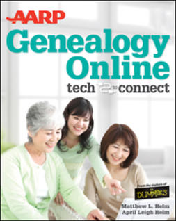 Helm, April Leigh - AARP Genealogy Online: Tech to Connect, ebook