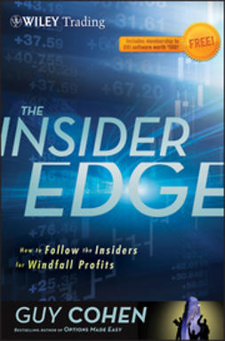 Cohen, Guy - The Insider Edge: How to Follow the Insiders for Windfall Profits, ebook
