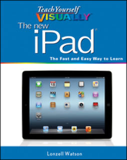 Watson, Lonzell - Teach Yourself VISUALLY the New iPad, ebook