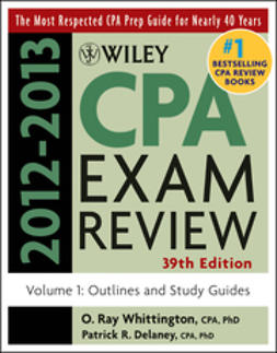 Delaney, Patrick R. - Wiley CPA Examination Review, Outlines and Study Guides, ebook