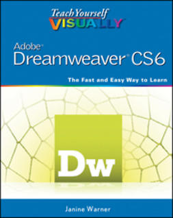Warner, Janine - Teach Yourself VISUALLY Adobe Dreamweaver CS6, e-kirja