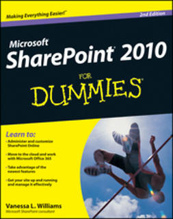 Williams, Vanessa L. - SharePoint 2010 For Dummies, ebook