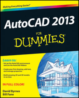 Fane, Bill - AutoCAD 2013 For Dummies, ebook