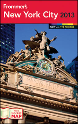 Silverman, Brian - Frommer's New York City 2013, ebook