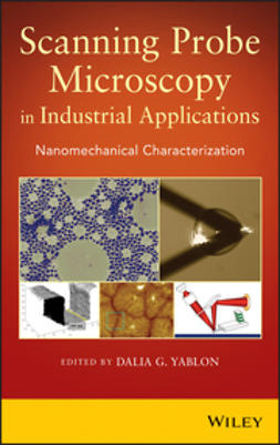 Yablon, Dalia G. - Scanning Probe Microscopy for Industrial Applications: Nanomechanical Characterization, ebook