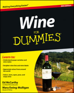 McCarthy, Ed - Wine For Dummies, e-kirja