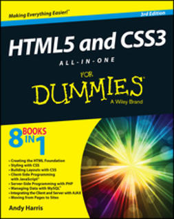 Harris, Andy - HTML5 and CSS3 All-in-One For Dummies, e-bok