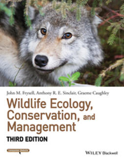 Fryxell, John M. - Wildlife Ecology, Conservation, and Management, e-kirja